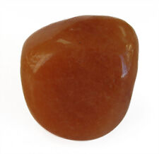 Grade A Big Size Thick Red Aventurine Tumbled Polished Natural Stone