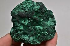 120g Natural Lustrous MALACHITE Cystal Cluster Rough Mineral Specimen GuangDong