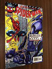 Amazing Spider-Man #419 -- January 1997 -- Steve Skroce -- NM-