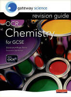 Gateway Science OCR Chemistry for GCSE Revision Guide