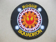 STAR WARS Rebel ROGUE SQUADRON iron Patch Badge 7.5x7.5 cm 3""
