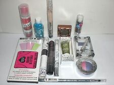 Hard Candy Eye Lip Face Nail Makeup Lot of 12 Different Brand New Fresh Pieces