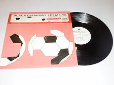 "BLACK DIAMOND - Let Me Be - 1994 UK 3-track 12"" Vinyl Single"