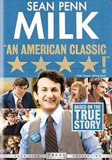MILK (DVD, 2009) Sean Penn, Josh Brolin, Emile Hirsch