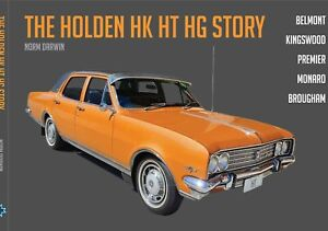 The Holden HK HT HG Story A detailed look at GMH 1968-71 design spec trim paint