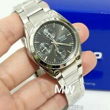 100% Genuine Latest Casio MTP-1191A-1A Day Date Analog Dress Quartz Mens Watch