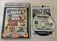 Grand Theft Auto: Liberty City Stories - Platinum - Sony PlayStation 2 Complete
