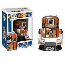Figurines de télévision, de film et de jeu vidéo en plastique, PVC cinéma avec Star Wars