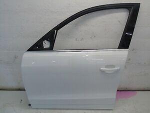 GENUINE 2012 AUDI Q5 N/S/F PASSENGER FRONT DOOR SIDE DOOR IN WHITE