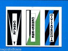 CALCIO FLASH '84 Lampo - Figurina-Sticker -CASALE-CERRETESE-CIVITAV SCUDETTO-New
