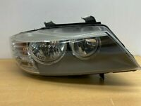 Genuine Used BMW O/S Drivers Side Headlight for 3 Series E90 E91 LCI 7202576