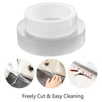 Waterproof Self-adhesive Transparent Tape Kitchen Bathroom Strip Wall Seal Tapes