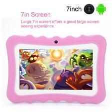 Tablette Tactile PC Enfant 7 pouces 8Go Protection des yeux WiFi Tablette Rose