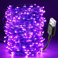 10M 100LED String Light USB Waterproof DIY Bar Lamp for Party Stage Haunted