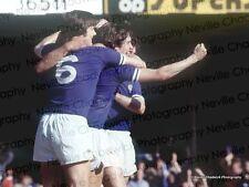 Leicester v Chelsea - 5th April 1980