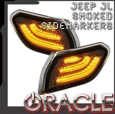 Oracle Lighting LED Smoked Turn Signal Lens 2018-2020 Jeep Wrangler & Gladiator