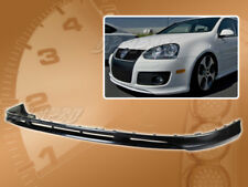FOR 06-09 VOLKSWAGEN GOLF MK5 MKV JETTA FRONT BUMPER LIP SPOILER KIT PU