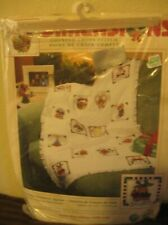Cross Stitch by Dimensions ~ Christmas Treasures Afghan ~ NEW