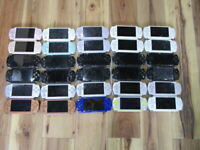 Sony PSP 2000 Lot of 30 Console Japan ver for parts Junk S750
