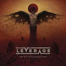 LEVERAGE - DETERMINUS   CD NEW+