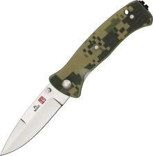 New Al Mar Folding Pocket Knife Mini SERE 2000 AMMS2KDC