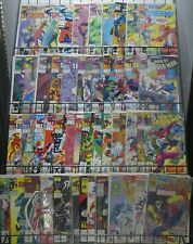 WEB OF SPIDER-MAN MEGA-SAMPLER! 46 ISSUES! Spidey's 3rd series- Vulture,Doc Ock!