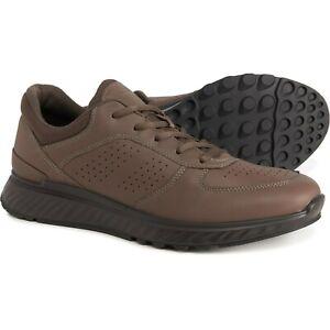 New Men`s ECCO Exostride M Sneakers Leather 835314