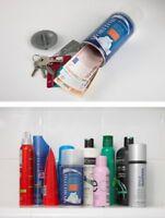 Caja Fuerte camuflada como bote de spray de Aceite Garaje. Dinero Llaves NOVEDAD