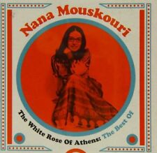 Nana Mouskouri - White Rose Of Athens - NEW CD - Best Of - Greatest Hits