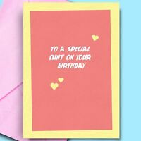 Funny Happy Birthday Cards For Uncle Brother Wife Sister Comedy Cheeky Adult