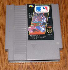 Major League Baseball Mlb (Nintendo Entertainment System) Cleaned, Tested!