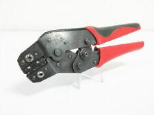 Molex 11 01 0206 Cr1031e Hand Crimp Tool 14 22 Awg No Locator