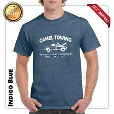 b41cc4395 new Camel TowingT Shirt Adult Humor funny Gift Tee Shirt Tow Truck Unisex  Tee