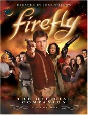 1: Firefly: The Official Companion: Volume One, Whedon, al. 978184576314 Pb=#