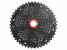SunRace CSMX8 11-46T 11 spd Ultra light Cassette  for Shimano M8000 Sram GX BK