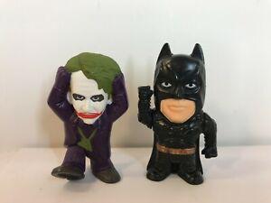 "GMI Joker & Batman figures General Mills Cereal Dark Knight 2.5"" A K1"