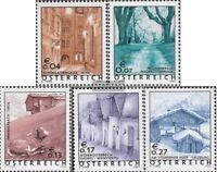 Österreich 2420-2424 (kompl.Ausg.) postfrisch 2003 Ferienland Österreich