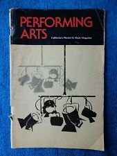Monteith & Rand - La Mirada Center Theatre Playbill - February 1983