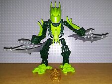 LEGO BIONICLE STARS - 7117 - GRESH - GREAT CONDITION, INC GOLD PIECE