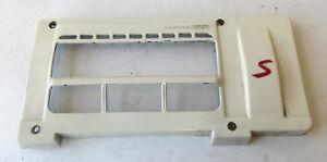Genuine Used MINI Pepper White Intercooler Cover for R53 R52 Cooper S - 1524539