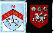 Boy Scout Badges single UNAMED Spen Valley + N. HUDDERSFIELD Districts