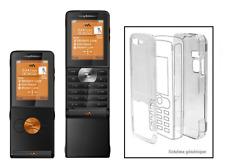Coque Cristal Transparente (Protection Rigide) ~ Sony Ericsson W350 // W350i