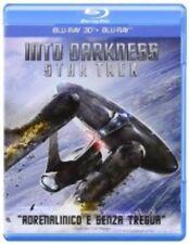 STAR TREK INTO DARKNESS  BLU-RAY 3D + BLU-RAY DISC