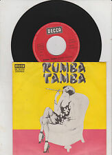 "Martin Wulms (Orch.) Rumba tamba [7"" Single]"