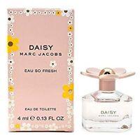 Marc Jacobs Daisy Eau So Fresh Eau de Toilette  4 ml .13 oz  New in box