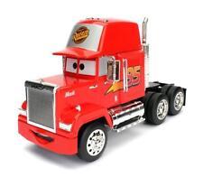 "1/24 Jada Disney Pixar ""Cars"" Movie Mack Trailer Diecast Model Car Red 98103"