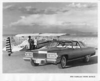 1961 Cadillac Coupe DeVille Press Photo and Release 0004