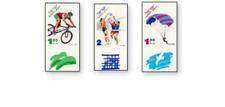 ISR9602 Sport, 3 items