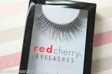 Red Cherry PHOEBE #747 L Long lang falsche künstliche unechte Wimpern strip lash