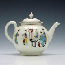 Multi Tea Pots Date-Lined Ceramics (Pre-c.1840)
